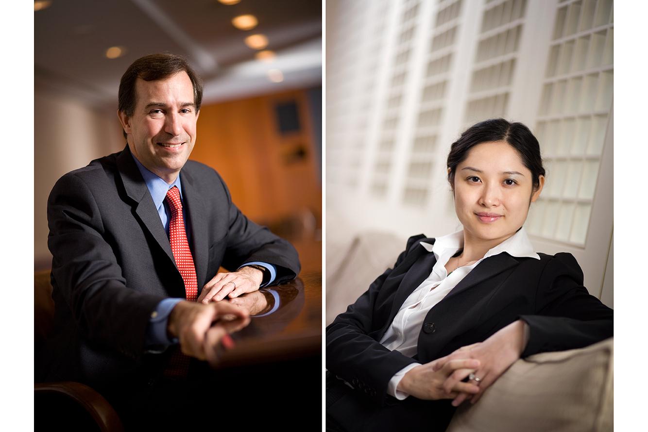 Skip Corkran - Delaware Investments / Grace Gu - Hedge Fund Manager at Graham Capital Management