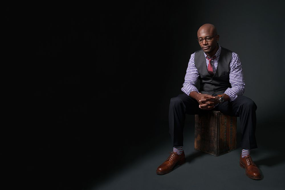 Taye Diggs - Actor - Writer