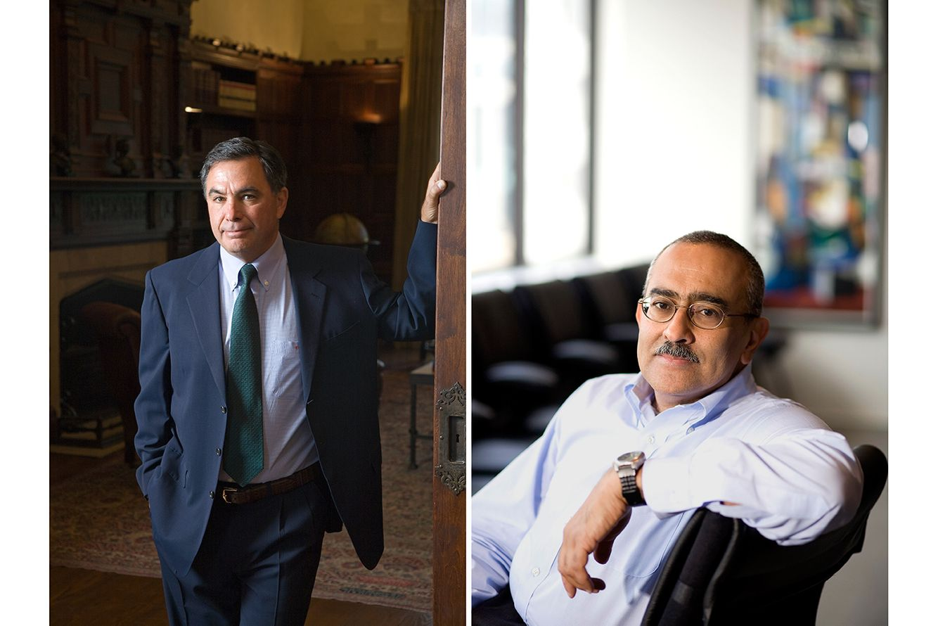Ken Tropin - Chairman and Founder  at Graham Capital &  Amit Wadhwaney - Portfolio Manager and Co-Founding Partner at Moerus Capital Management LLC