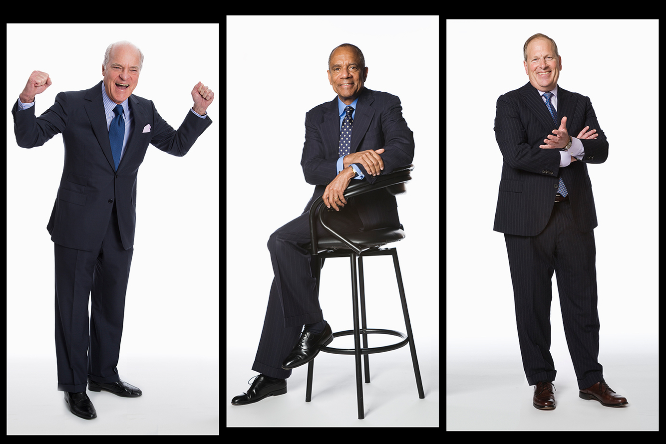 Henry Kravis - Chairman at KKR /  Kenneth Chenault - Chairman at Amex / David Cote - Chairman at Honeywell