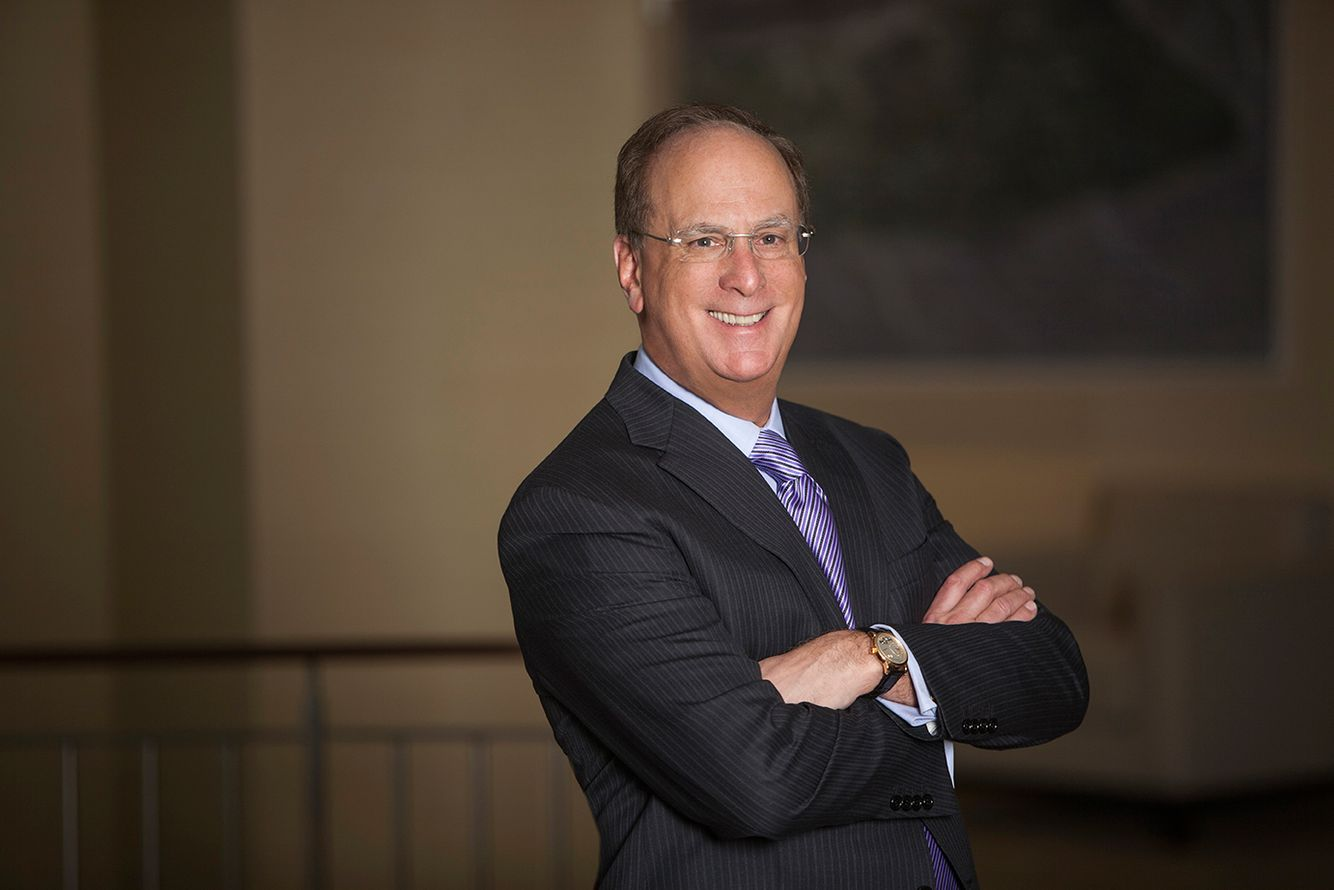 Larry Fink - Chairman / CEO at  BlackRock