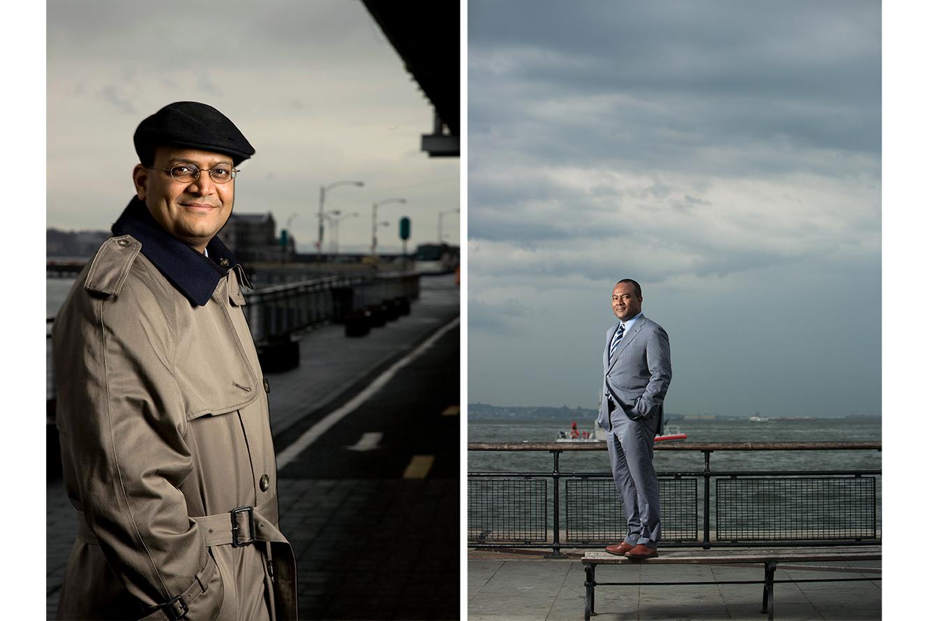 Mani Givil - Portfolio Manager at Oppenheimer Main Street Fund / Essien Leroy - Credit Suisse