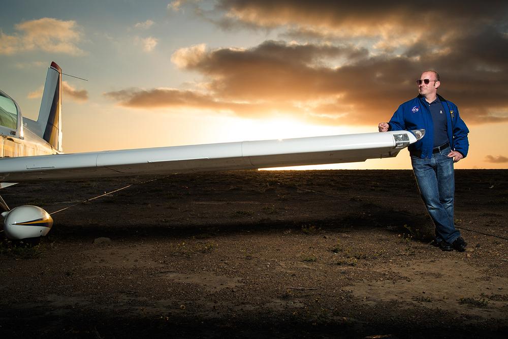 Garrett Reisman - Astronaut