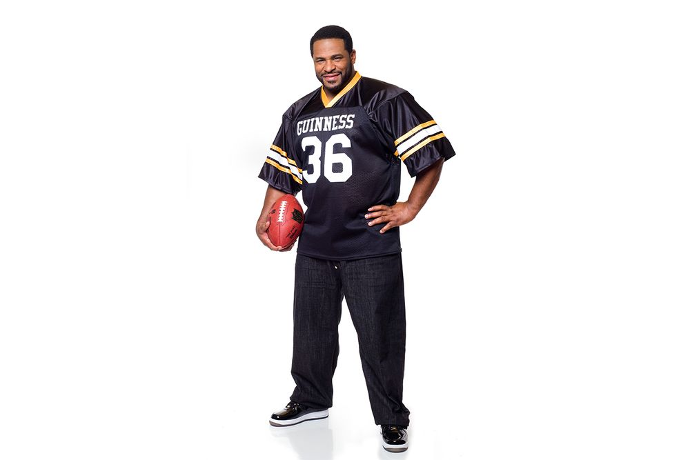 Jerome Bettis - Pro Football Player - Hall of Famer