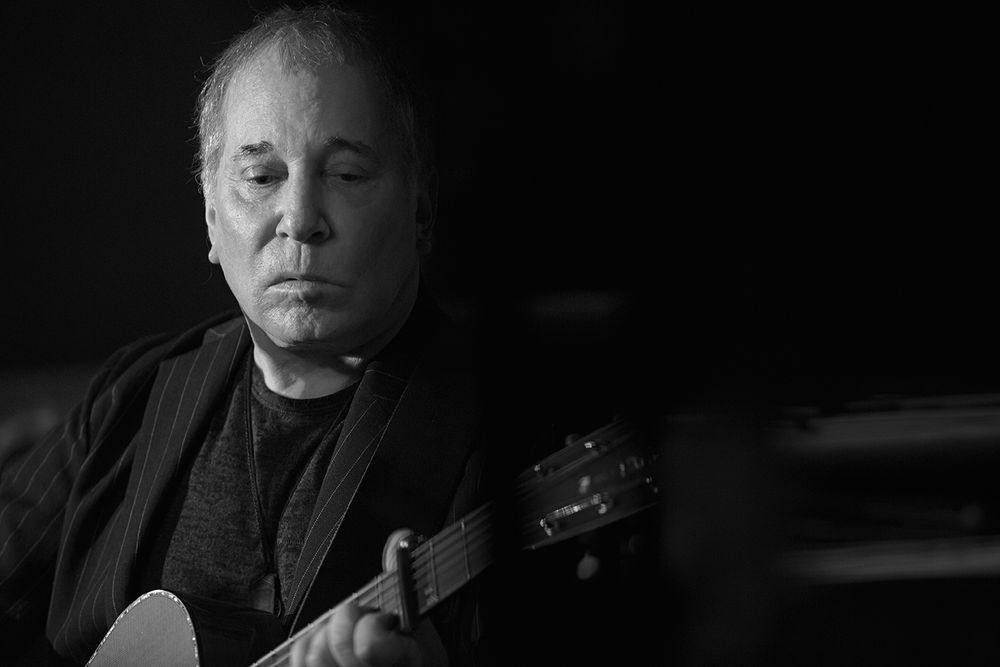 Paul Simon - Musician