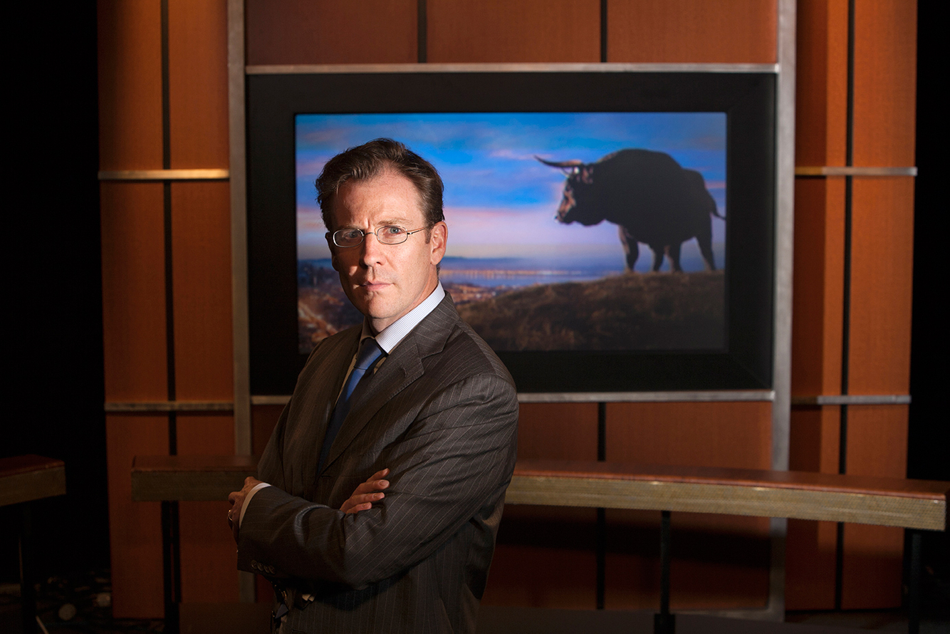 Michael Hartnet - Merrill Lynch