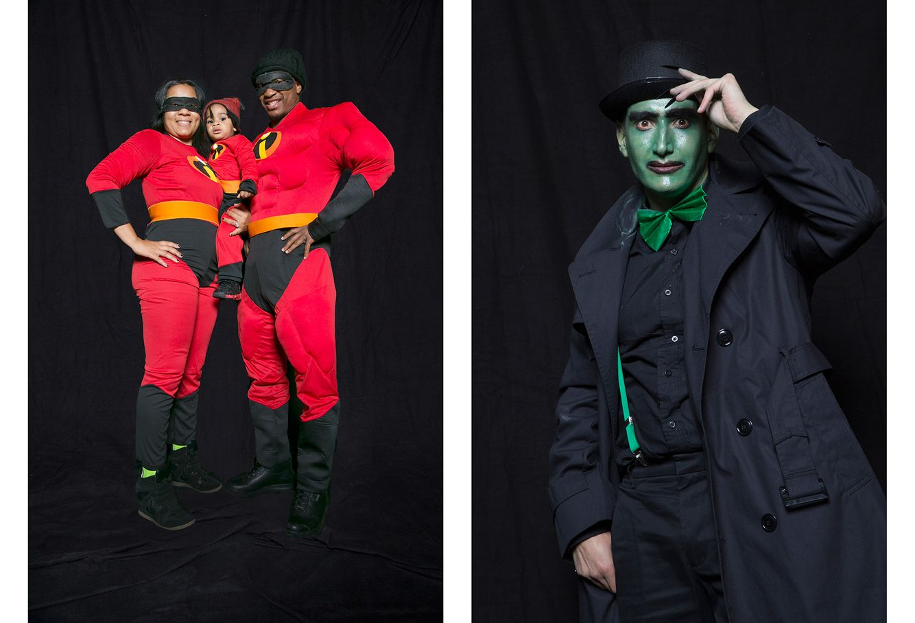 Halloween Photo Project - Hoboken, NJ.