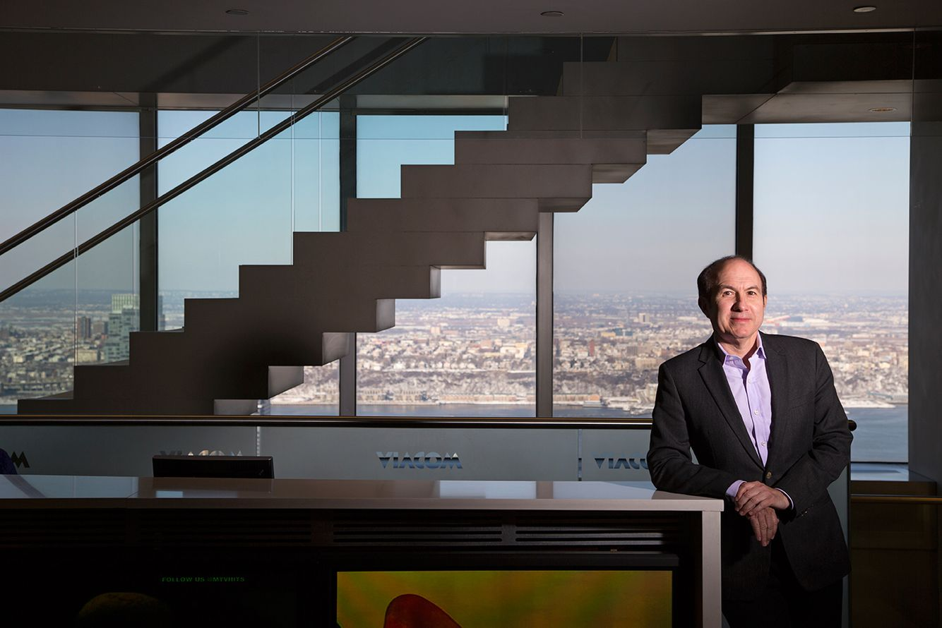 Philippe Dauman - President, CEO and Chairman  at  Viacom.