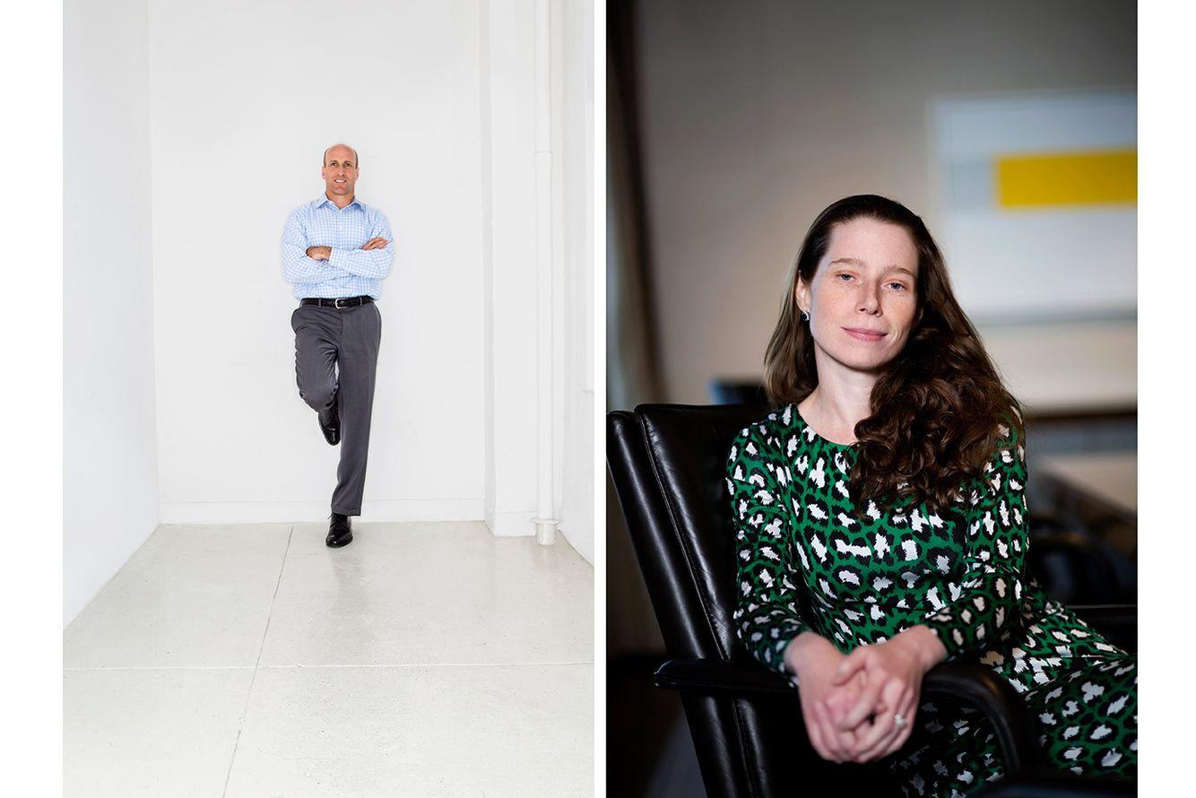 Bruce Geller - CEO at DGHM / Claire Hart - Managing Director/Portfolio Manager at JP Morgan