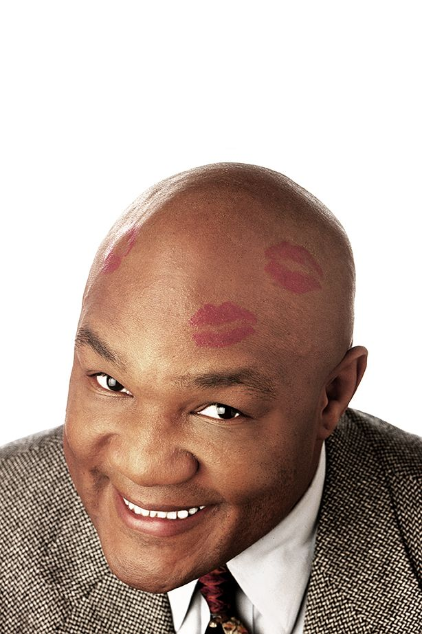 George Foreman - Two Time World Heavyweight Champion Boxer