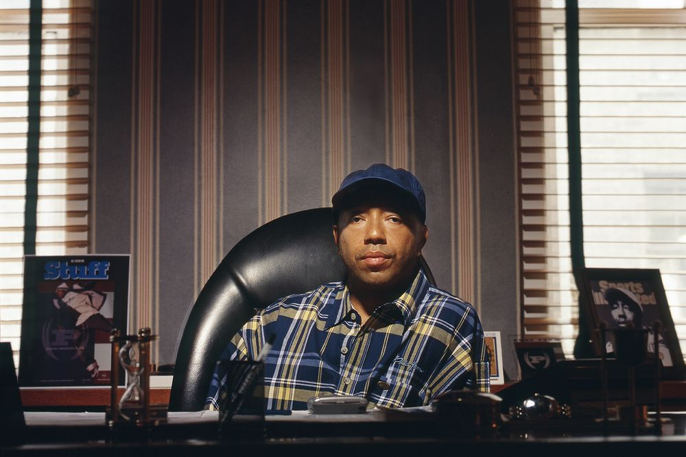 Russell Simmons - Chairman and CEO of Rush Communications