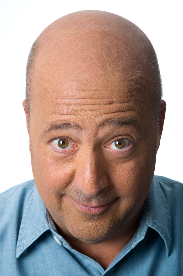 Andrew Zimmern - TV Personality - Chef