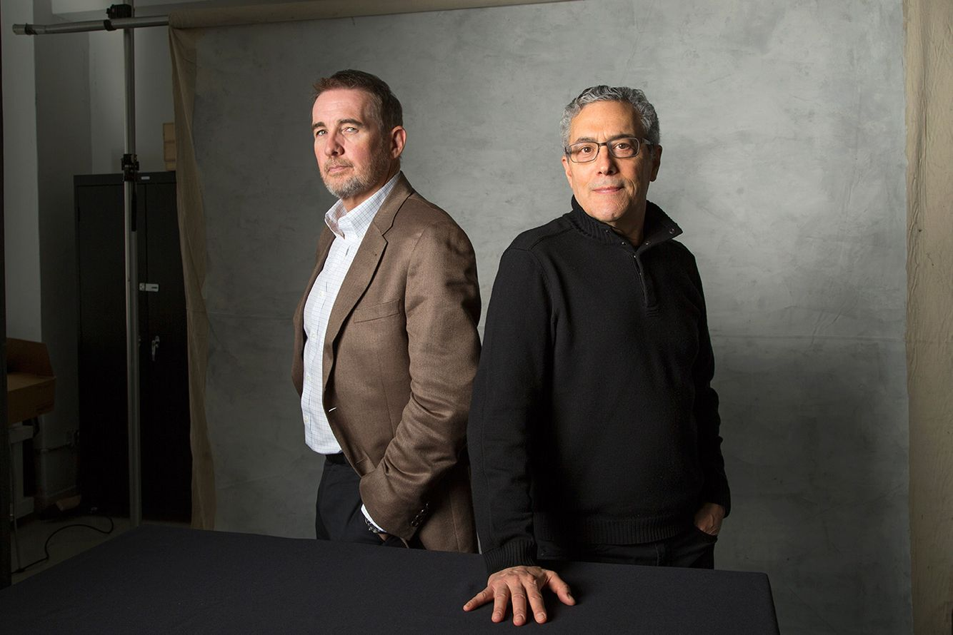 Donn Vickrey and Herb Greenberg - Founders at Pacific Square Research