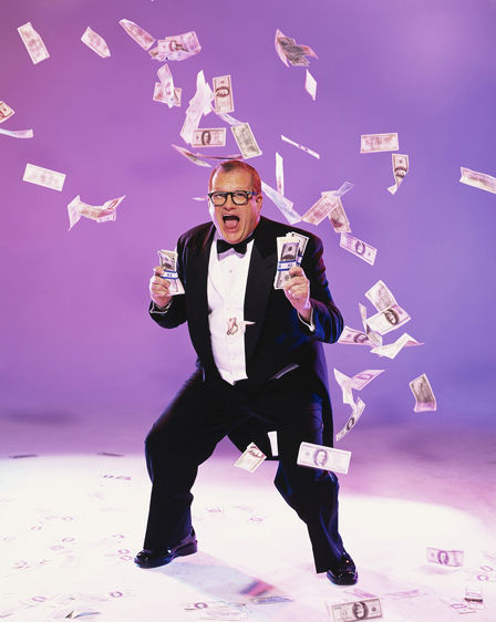 Drew Carey for Pepsi