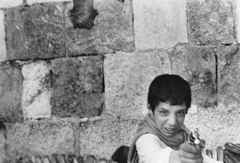 A Palestinian kid