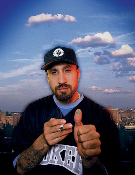 """B-Real of """"Cypress Hill"""""""