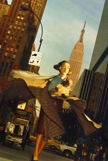 """New York Scene 1"" 1986"