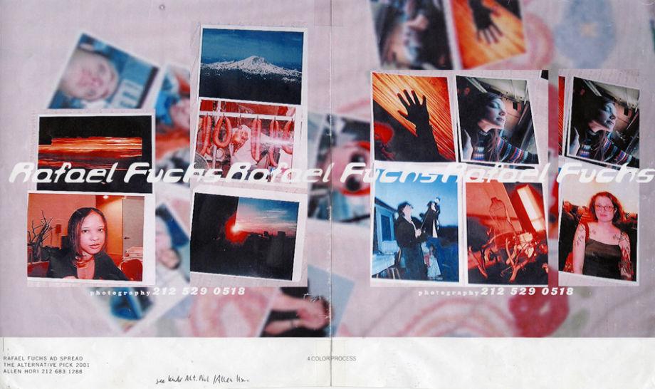 Promo Piece fo Alternative Pick source book 2001