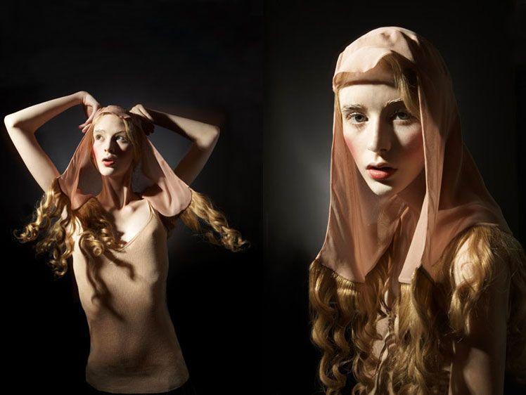 Edythe Hughes (Elite models)