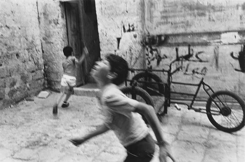 Arabs kids in Acre