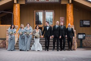 Julia_Mark_Silver_Lake_Lodge_Deer_Valley_Resort_Park_City_Utah_Bride_Groom_Bridesmaids_Groomsmen_Outside_Silver_Lake_Lodge.jpg