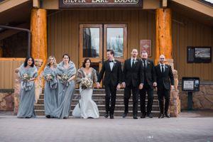 Julia_Mark_Silver_Lake_Lodge_Deer_Valley_Resort_Park_City_Utah_Bride_Groom_Bridesmaids_Groomsmen_Outside_Silver_Lake_Lodge.jpg
