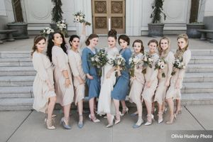Lexie_Neil_Utah_State_Capitol_Salt_Lake_City_Utah_Bride_Bridesmaids_Posing_Outside_Bountiful_Temple.jpg
