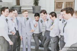 Lexie_Neil_Utah_State_Capitol_Salt_Lake_City_Utah_Groom_Groomsmen_Having_Fun_Outside_Bountiful_Temple.jpg