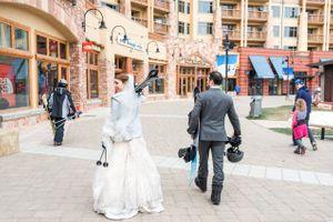 Ilana_Dave_Canyons_Resort_Park_City_Utah_Bride_Groom_Ready_to_Ski.jpg