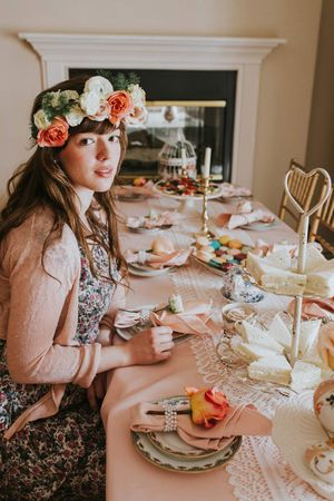 Tea_Party_Baby_Shower_Provo_Utah_Expectant_Mother_at_Tea.jpg