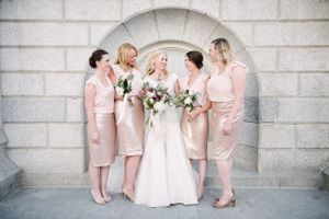 Brianne_Braden_Monument_Park_Stake_Center_Salt_Lake_City_Utah_Bride_Bridesmaids_Outside_Salt_Lake_Temple.jpg
