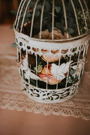 Tea_Party_Baby_Shower_Provo_Utah_Birdcage_Orange_Roses.jpg