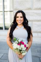 Tessa_Taani_Utah_State_Capitol_Salt_Lake_City_Utah_Bridesmaid_With_Floral_Bouquet.jpg