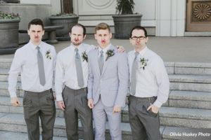 Lexie_Neil_Utah_State_Capitol_Salt_Lake_City_Utah_Groom_Groomsmen_Outside_Temple.jpg