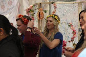 Higher_Education_User_Group_2018_Salt_Palace_Convention_Center_Salt_Lake_City_Utah_Flower_Crown_Booth.jpg