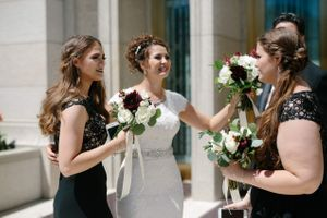 Chloe_Austin_Ben_Lomond_Suites_Ogden_Utah_Great_Gatsby_Bride_Bridesmaids_Outside_Temple.jpg