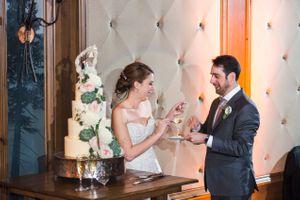 Ilana_Dave_Stein_Eriksen_Lodge_Deer_Valley_Park_City_Utah_Bride_Groom_Cutting_Wedding_Cake.jpg