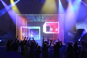 Higher_Education_User_Group_2018_Salt_Palace_Convention_Center_Salt_Lake_City_Utah_Dance_Band_High_Tech-Lights.jpg