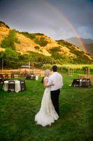 Tori_Sterling_Quiet_Meadow_Farms_Mapleton_Utah_Bride_Groom_Enjoying_Rainbow_After_Downpour.jpg