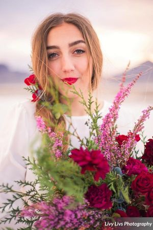 Salt_Air_Wedding_Shoot_Saltair_Resort_Salt_Lake_City_Utah_Colorful_Bouquet.jpg