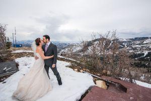 Ilana_Dave_Canyons_Resort_Park_City_Utah_Stolen_Kiss_at_Top_of_Lift.jpg
