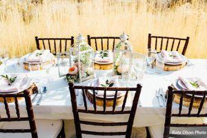 Charming_Barn_Wedding_Quiet_Meadow_Farms_Mapleton_Utah_Stylish_Table_Wood_Chargers.jpg