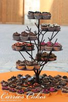 Mini Cupcakes Tree