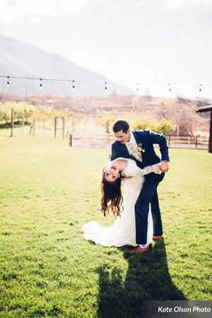 Charming_Barn_Wedding_Quiet_Meadow_Farms_Mapleton_Utah_Groom_Bride_Dipping.jpg