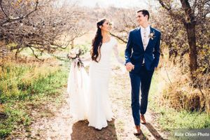 Charming_Barn_Wedding_Quiet_Meadow_Farms_Mapleton_Utah_Bride_Groom_Walking_Path.jpg