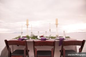 Salt_Air_Wedding_Shoot_Saltair_Resort_Salt_Lake_City_Utah_Elegant_Table_Setting_Silver_Candlesticks_Burgundy_Linens.jpg