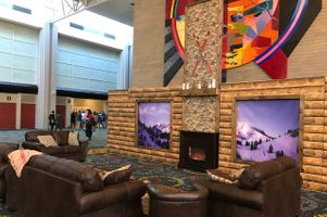 Higher_Education_User_Group_2018_Salt_Palace_Convention_Center_Salt_Lake_City_Utah_Ski_Cabin.jpg