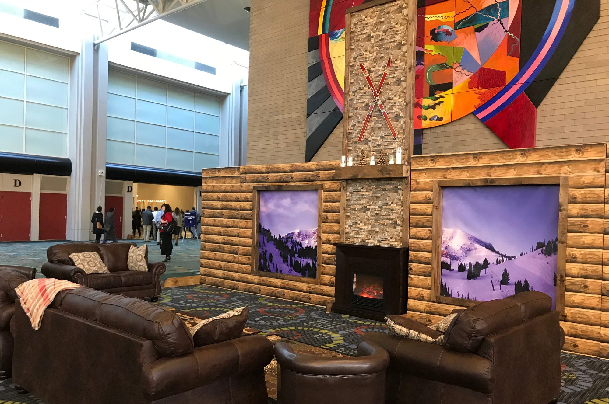Higher_Education_User_Group_2018_Salt_Palace_Convention_Center_Salt_Lake_City_Utah_Ski_Cabin.jpg