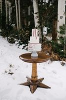 Rocky_Mountain_Bride_Winter_Elopement_Deer_Valley_Empire_Lodge_Deer_Valley_Resort_Park_City_Utah_Wedding_Cake_on_Star_Base_Table.jpg