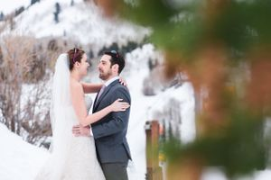Ilana_Dave_Canyons_Resort_Park_City_Utah_Bride_Groom_Stare_in_Each_Other's_Eyes.jpg